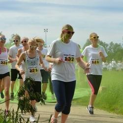 Wow run - Maarja Tamm (111), Liis Vahe (137), Gertrud Pleksner (271), Isabel Mae (333)