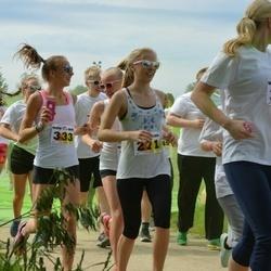 Wow run - Gertrud Pleksner (271), Isabel Mae (333), Aire Vuchmann (404)