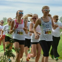 Wow run - Gertrud Pleksner (271), Isabel Mae (333)
