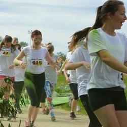 Wow run - Sandra Sommer (23), Helen Parker (415)