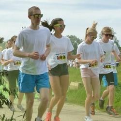 Wow run - Silvia Veermäe (199), Egert Aalde (362)