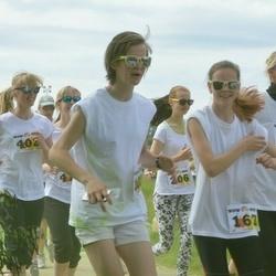 Wow run - Lisette Põrk (167), Kärolin Kruusaauk (402)