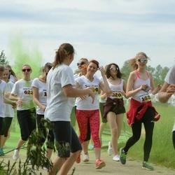 Wow run - Johanna Põldsam (152), Kristel Filippov (622)
