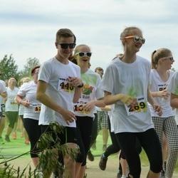 Wow run - Ragne Sõmermaa (130), Marilis Noorem (440)