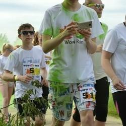 Wow run - Erik Annilo (5), Anna Elisabeth Veldre (455)