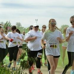 Wow run - Jane Peiponen (105), Diana Sammel (251), Helina Harend (256)