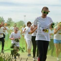 Wow run - Liis Irs (83), Laura Sammasto (495)