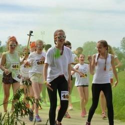 Wow run - Maarja Laineviir (481), Janeli Toomet (638)