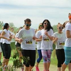 Wow run - Laura Kaver (347), Monica Sasi (583), Piia Prii (584)