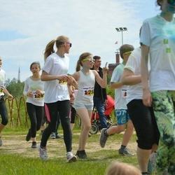 Wow run - Helena Heinlo (127), Casandra Persidski (128), Triin Visnapuu (175)