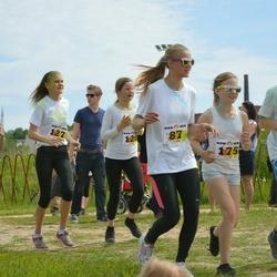 Wow run - Helena Heinlo (127), Triin Visnapuu (175), Marie Elisabeth Hunt (598)