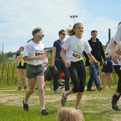 Wow run - Helena Heinlo (127), Marie Elisabeth Hunt (598)