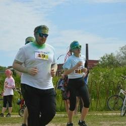 Wow run - Martin Meisalu (19), Kristel Paal (513), Vaido Vähk (609)