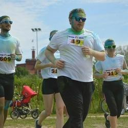 Wow run - Martin Meisalu (19), Vaido Vähk (609)