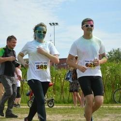 Wow run - Eva Jänes (588), Silver Jänes (629)