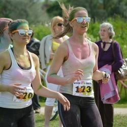 Wow run - Anna Hilkova (170), Anastassia Kruglova (173)