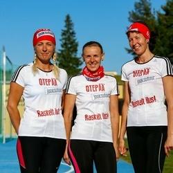 Otepää Jooksutuur - Viljar Vallimäe (1), Peep Leino (2), Olari Orm (3)