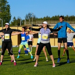 Otepää Jooksutuur - Gerly Vahe (70), Kaisa Sööt (99), Eva Rasva (167), Marleen Reemann (195)