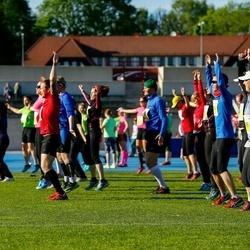 Otepää Jooksutuur - Viljar Vallimäe (1), Peep Leino (2), Olari Orm (3), Jiri Tintera (4), Maris Tamm (5), Sander Mändoja (8), Mariliis Hänilane (9)