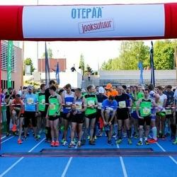 Otepää Jooksutuur - Viljar Vallimäe (1), Peep Leino (2), Pärtel Piirimäe (14), Taivo Linnamagi (123), Hardo Reinart (183)