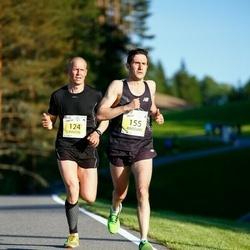 Otepää Jooksutuur - Martin Sagaja (124), Kristjan Enno (155)