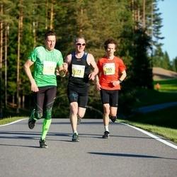 Otepää Jooksutuur - Indrek Ermel (132), Urmas Liin (165), Urmas Ervin (173)