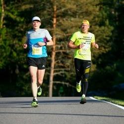 Otepää Jooksutuur - Heiki Mäesalu (102), Taavi Dovnar (169)