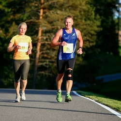 Otepää Jooksutuur - Kalle Jaarman (26), Merili Naaber (35)