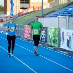 Otepää Jooksutuur - Marie Reimann (50), Magnus Reimann (89)
