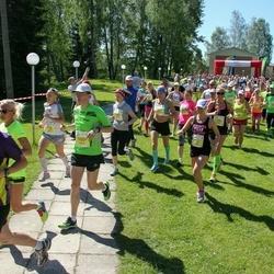 Otepää Jooksutuur - Tene Järvsoo (82), Peep Bu?in (128), Taavi Dovnar (169)