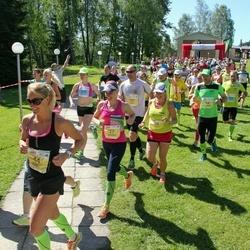 Otepää Jooksutuur - Marika Koplimägi (27), Kärt Rebane (44)