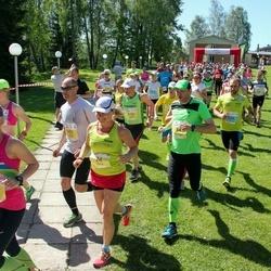 Otepää Jooksutuur - Maia Boltovsky (24), Marika Koplimägi (27), Kristjan Sahtel (54)