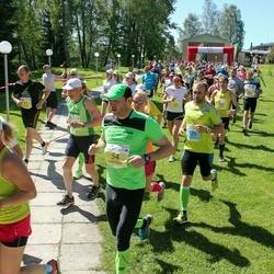 Otepää Jooksutuur - Kristjan Sahtel (54), Martin Sagaja (124)