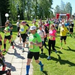 Otepää Jooksutuur - Anna-Liisa Birk (18), Alo Noormets (172)