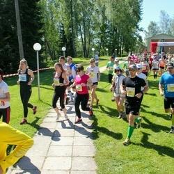 Otepää Jooksutuur - Mario Ostnik (69), Erki Soo (159)