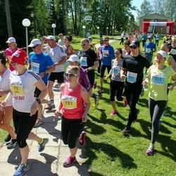 Otepää Jooksutuur - Kairi Sang (73), Mariaana Tulf (193)