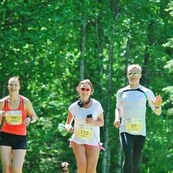 Otepää Jooksutuur - Marie Reimann (50), Magnus Reimann (89), Jana Stets (112)