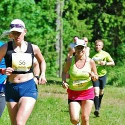 Otepää Jooksutuur - Maia Boltovsky (24), Maive Vill (56)
