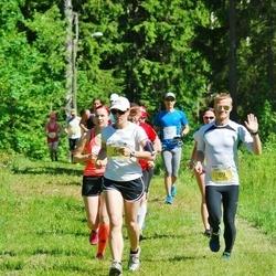 Otepää Jooksutuur - Monika Juhanson (64), Magnus Reimann (89)
