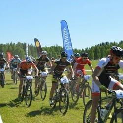 17. Rõuge Rattamaraton - Sten Eric Nirgi (41), Madis Sildvee (42), Aimur Uuk (49), Joan Markus Varik (50)