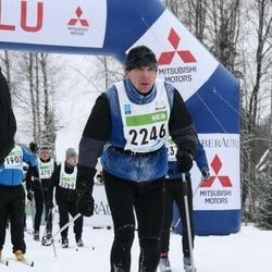 38. Tartu Maraton - Heino Allikberg (1903), Arne Sarapuu (2246), Jaanus Vagel (3769), Jan Raudsepp (4707)