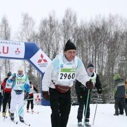 38. Tartu Maraton - Gunnar Zirnask (1714), Arkadi Varusk (2960)