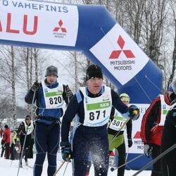 38. Tartu Maraton - Martin Absalon (820), Arne Pihkva (871)