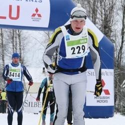38. Tartu Maraton - Arli Mändmets (229), Risko Reponen (3414)