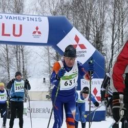 38. Tartu Maraton - Arkadij Balakin (631), Toomas Paas (2656)