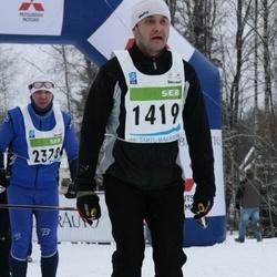 38. Tartu Maraton - Rando Maisvee (1419), Arno Bachaus (2378)