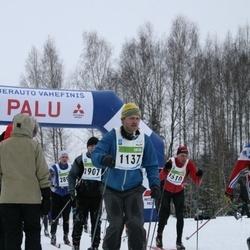 38. Tartu Maraton - Kristjan Vällik (1137), Koit Teder (1510), Aare Puusaar (1907)