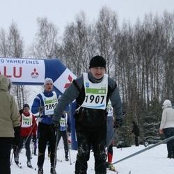 38. Tartu Maraton - Aare Puusaar (1907), Tambet Leenurm (1987), Taavi Sepp (2890)