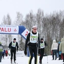 38. Tartu Maraton - Arne Lillevag (1213), Valeri Opermann (2063), Marek Zahkna (2882)