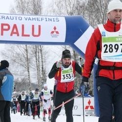 38. Tartu Maraton - Arno Ojamets (2897), Dmitri Smirnov (3534)